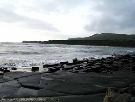 Kimmeridge Bay & Ledges